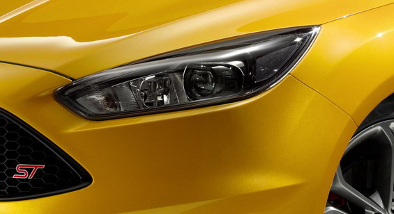Teaser video: Ford Focus ST facelift