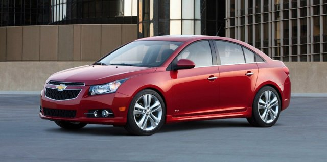 GM i dalje opoziva, na redu je Chevrolet Cruze