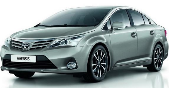 Bez hibridne Toyote Avensis