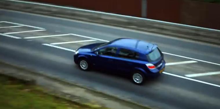 Šokantna reklama za bezbednost u saobraćaju!