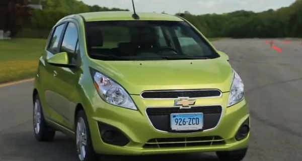 Test:ChevroletSpark