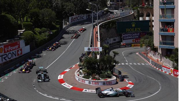 U Kneževini Monako Rosberg prekida Hamiltonov niz pobeda