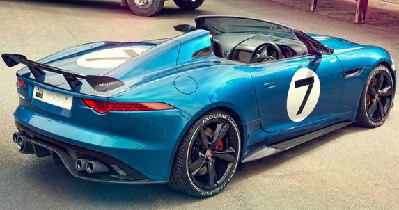 Jaguar najavio specijalni model za Goodwood Festival of Speed