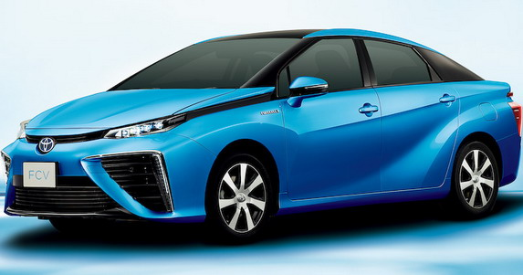 Toyota FCV (fuel cell vehicle)