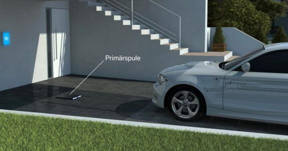 BMW i Mercedes razvijaju bežično punjenje električnih automobila