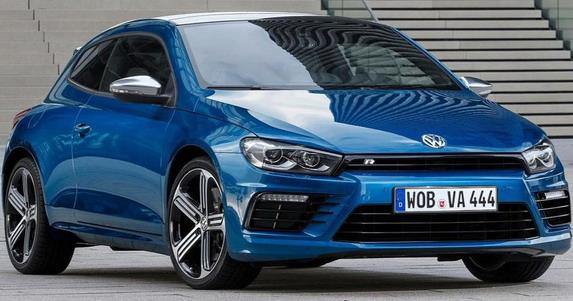 Prvi detalji vezani za novi Volkswagen Scirocco