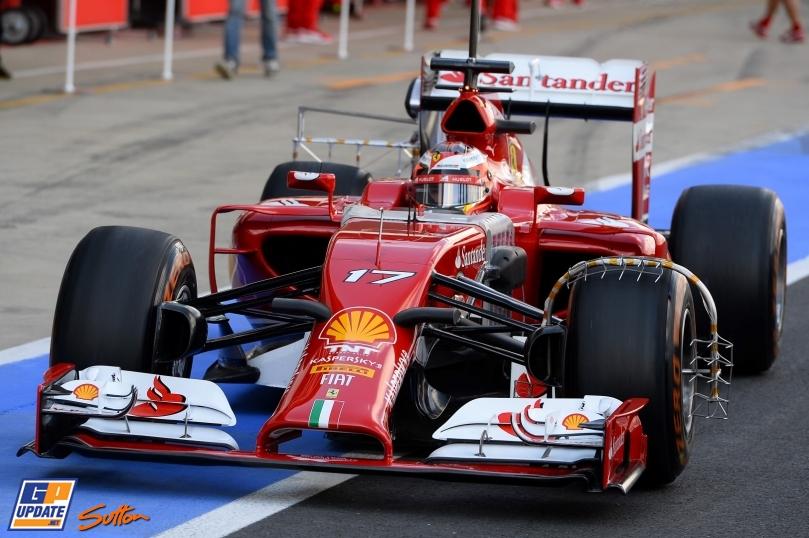 Silverstone Drugi Dan Testiranja
