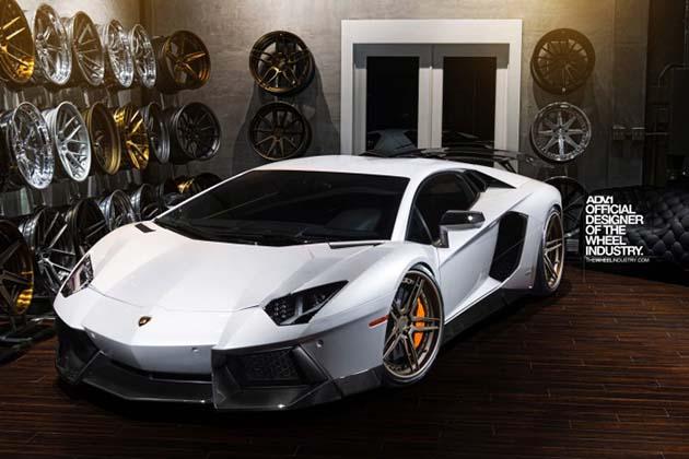 LamborghiniAventadorsaADVCStočkovima