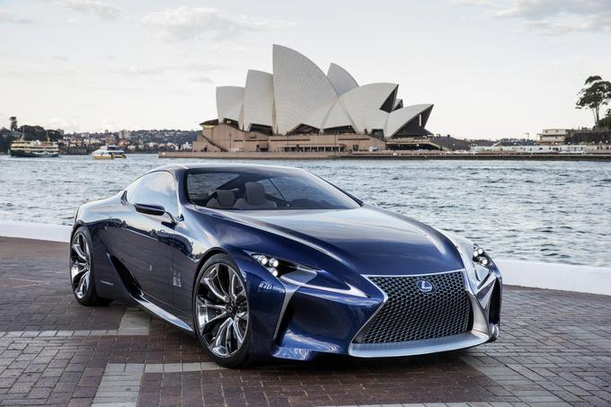 Lexus ovLF LCkonceptkrećeuproizvodnju