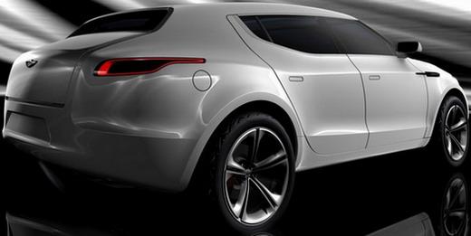 Aston Martin: odustajemo od Lagonda crossover