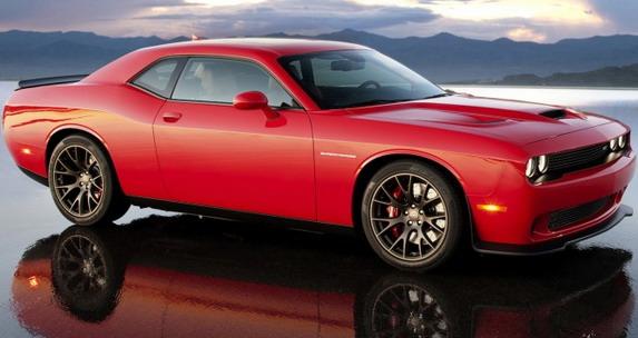 Dodge Challenger SRT Hellcat ograničena prodaja
