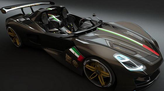 Veliko interesovanje kupaca za Rashid Al Shaali Dubai Roadster