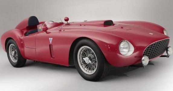 Ferrari Plusiz teprodatzarekordnih,milionadolara