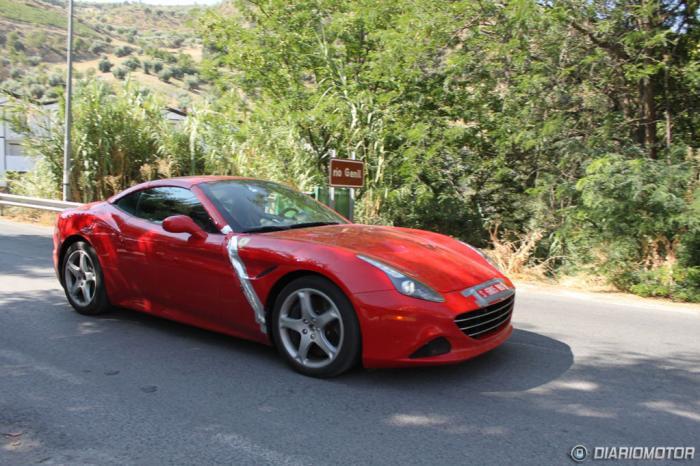 Misteriozni Ferrari California T zapažen u Španiji