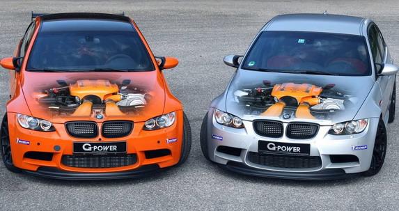BMWMCRTiMGTSbyG Power