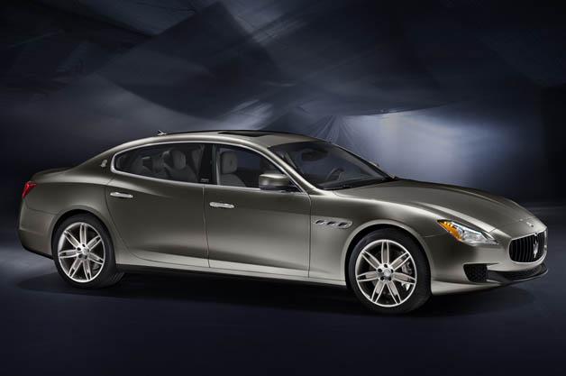 Maserati je potvrdio limitiran broj Quattroporte Zegna