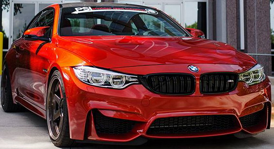 BMWMtunerskekućePrecisionSportIndustries