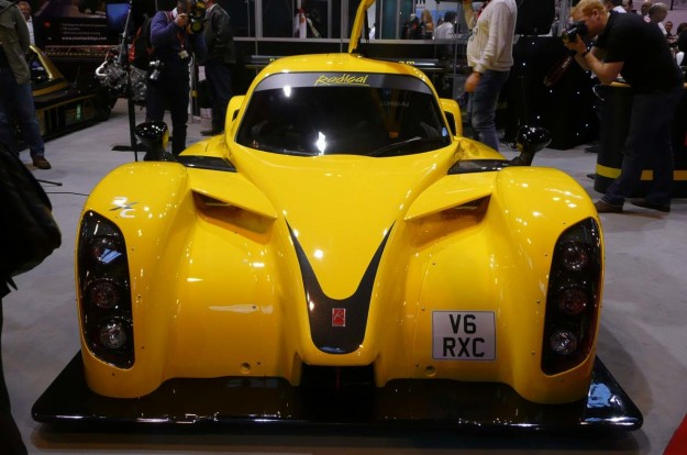 Xcaruposetikompanijisportskihautomboila&#;RadicalSportscars
