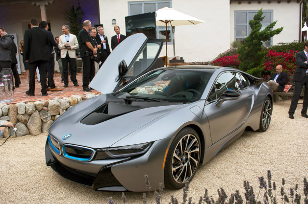 BMWiConcoursd&#;Elegancespecijalnaedicija