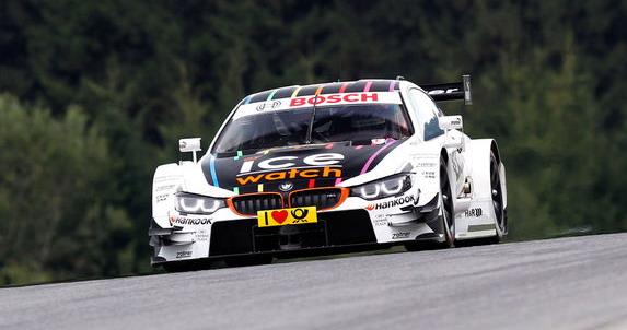 Wittmann pobedio na DTM trci u Austriji