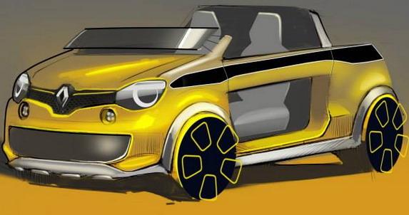 RenaultTwing&#;Hotkoncept