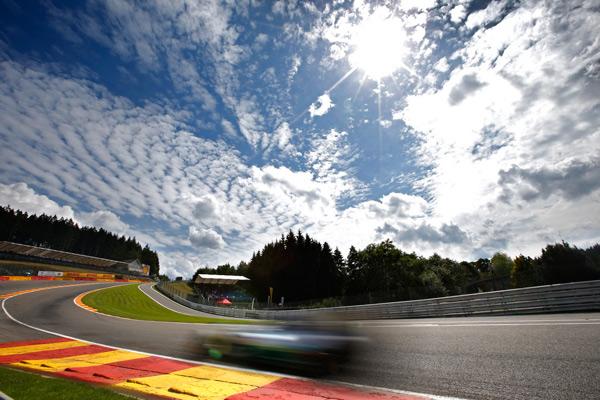 Rosberg startuje sa polu pozicije za VN Belgije