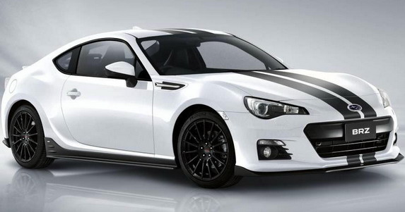 Specialna edicija Subaru BRZ modela