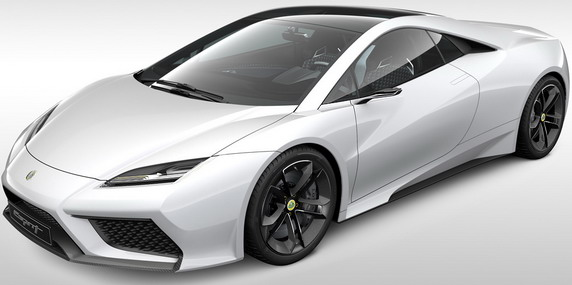 Lotus potvrdio: Nema serijske proizvodnje modela Esprit