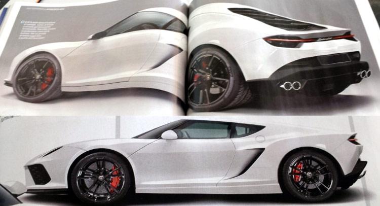 Nove slike: Lamborghini Asterion