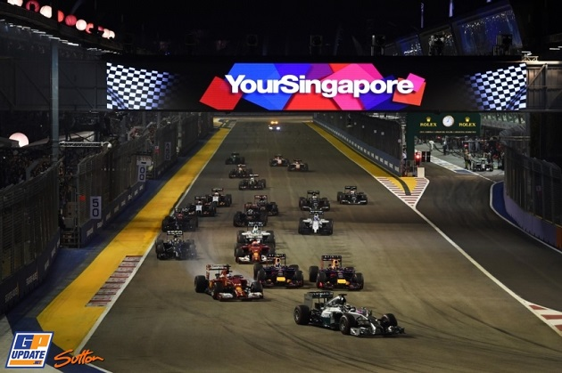 Trka Singapur