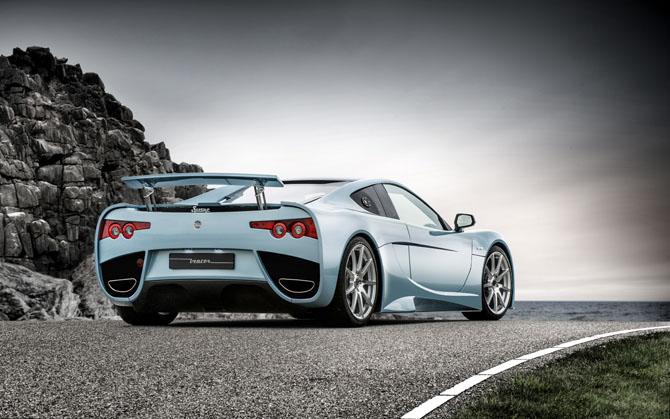 Počinje proizvodnja Vencer Sarthe super sportskog automobila