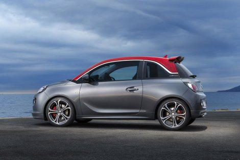 Opel Adam S biće prikazan na sajmu automobila u Parizu