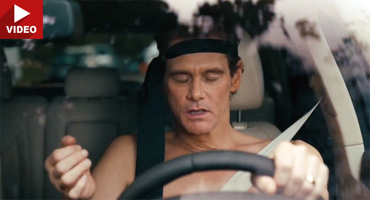 Jim Carrey ismeva reklamu koju je uradio kolega Matthew McConaughey za Lincoln