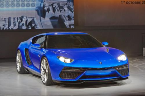 Zvanične fotografije i video: Lamborghini Asterion Hybrid koncept