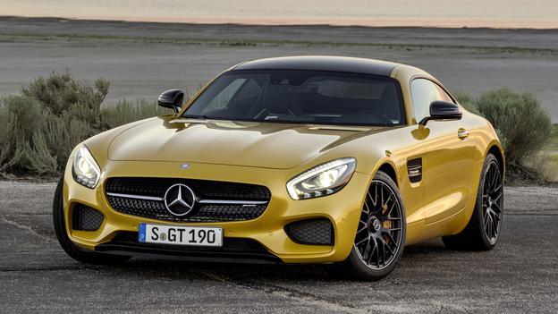 Videoreklama:Mercedes AMGGT