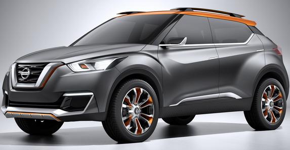 Video: Nissan Kicks koncept