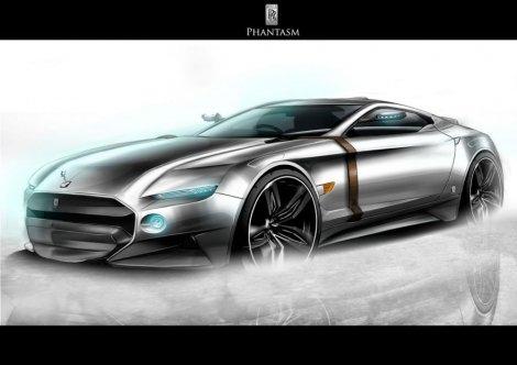 Rolls Royce Phantasm supersportski automobil