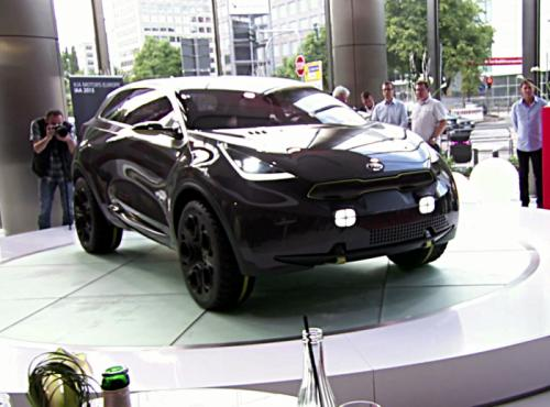 Kia crossover hybrid na tržištu za dve godine