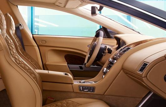 Zvanične fotografije: Aston Martin Lagonda