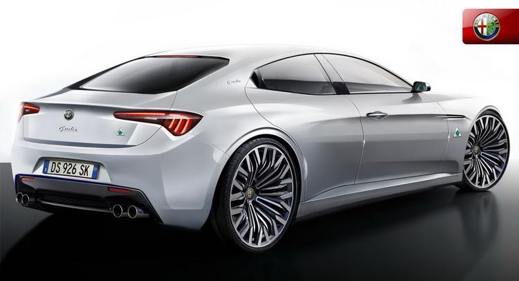 Alfa Romeo udara na BMW