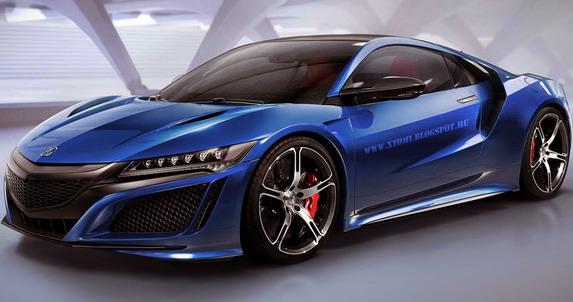 Honda NSX Type R moguć izgled