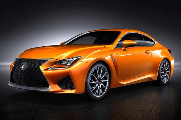 Test: Lexus RC F