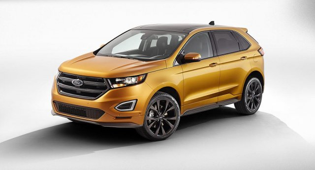 Test: Ford EDGE SUV