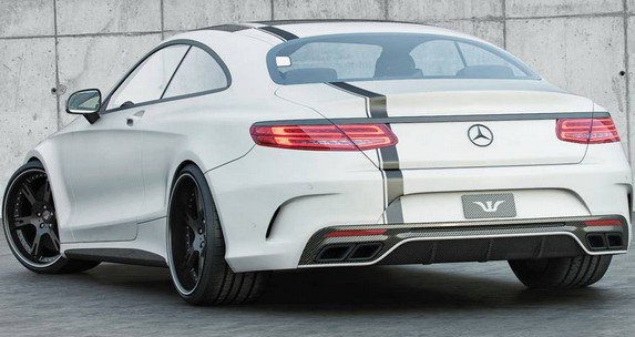 Mercedes S63 AMG Coupe-2
