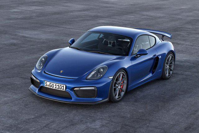Test:PorscheCaymanGT
