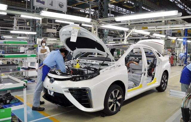 VIDEO: Kako se proizvodi automobil na vodonik