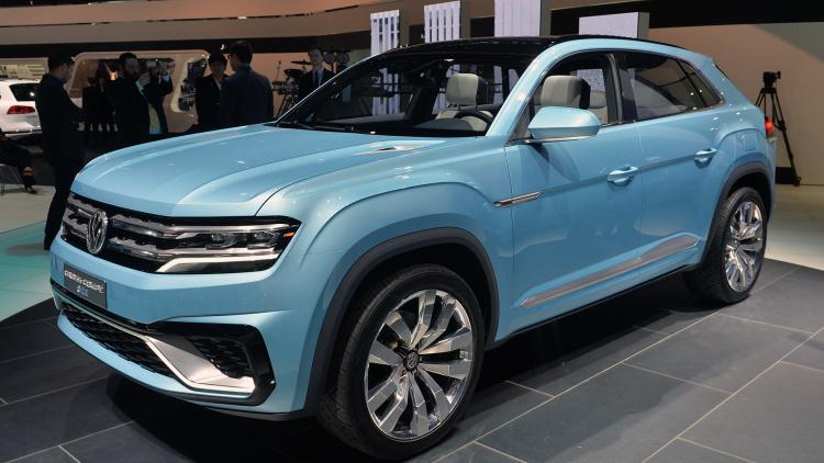 Volkswagen je obećao agresivniji izgled za SUV  i sedan vozila