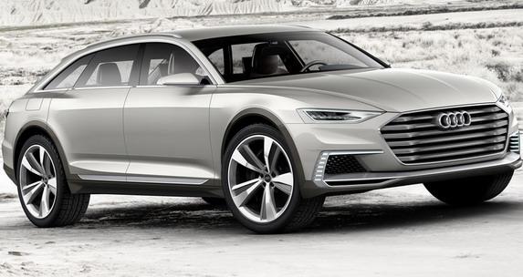 Potvrđen Audi Prologue Allroad koncept