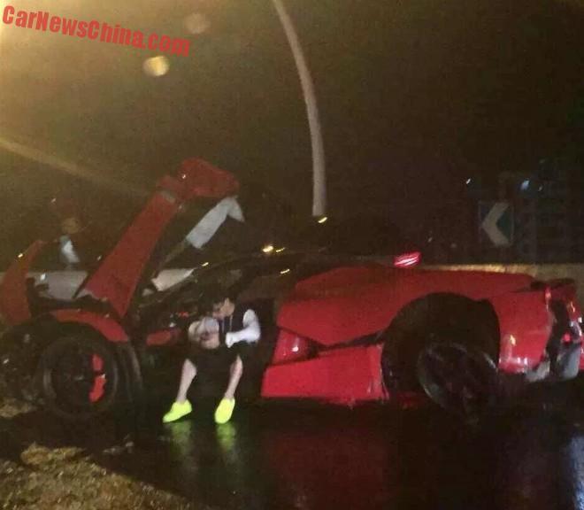 Klinac slupao Ferrari LaFerrali vredan preko milion dolara