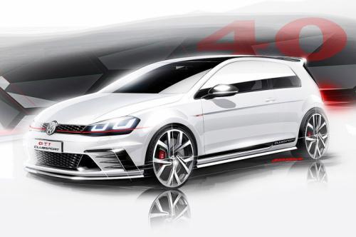 Uskoro predstavljanje Volkswagen Golf GTI Clubsport